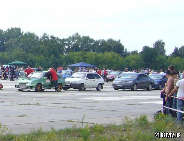 драгрейсінг вінниця 11.07.2009