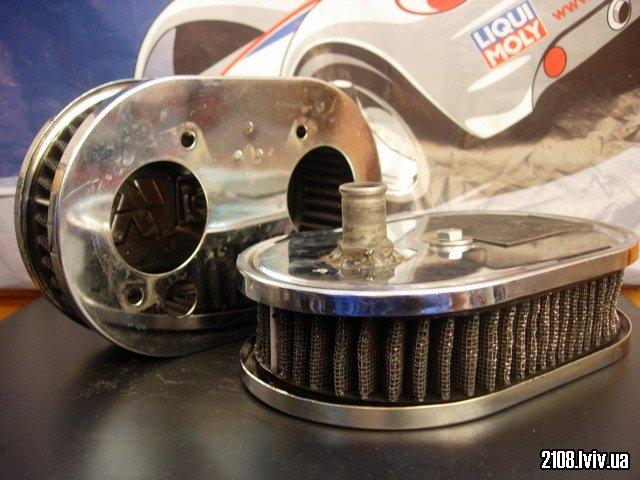 K&N air filter фільтр нулевик